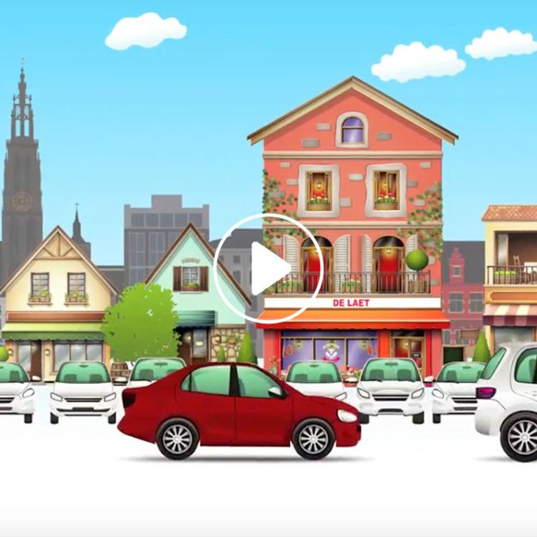 Animatievideo: Slagerij De Laet